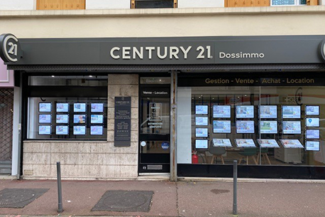 Agence immobilière CENTURY 21 Dossimmo, 93600 AULNAY SOUS BOIS